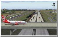 AEROSOFT ONLINE - German Airports 2 - Leipzig/Halle X