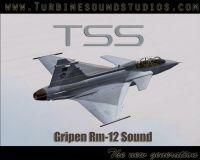 TURBINE SOUND STUDIOS - Gripen Rm-12 Soundpack