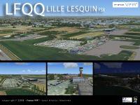 FRANCEVFR - LFQQ – Lille Lesquin FSX edition