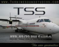 TURBINE SOUND STUDIOS - ATR-42/72 PW Soundpack