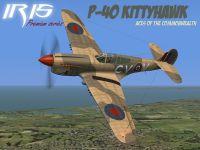 IRIS - P-40 Kittyhawk: Aces Of The Commonwealth