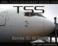 TURBINE SOUND STUDIOS - Boeing 767 Soundpack Packs