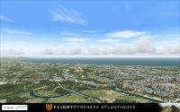 FRANCE VFR - Flight Pyrenees Atlantiques BasePack