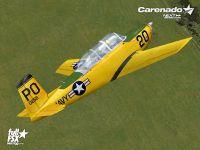 CARENADO - Beechcraft Mentor T34B FSX