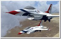 AEROSOFT - F-16 fighting Falcon X boxed edition