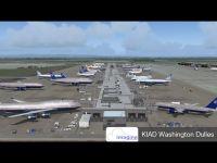IMAGINE SIM - KIAD Washington Dulles FSX