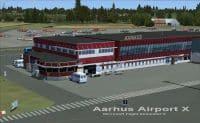 CANOPY - Aarhus Airport per FSX