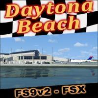 TROPICALSIM - Daytona Beach International Airport v2