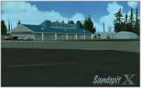 CAPTAIN KEITH - Sandspit Airport X