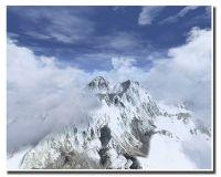 AEROSOFT BOXED - Lukla X Mount Everest