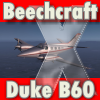REAL AIR - Beechcraft Duke 60