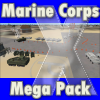 EAGLE SIMULATIONS - Marine Corps Mega Pack