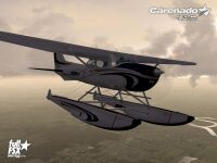 CARENADO - C172N Skyhawk Float II FSX