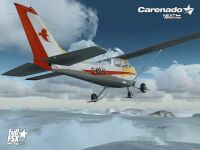 CARENADO - C172N Skyhawk Ski II FSX