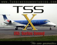 TURBINE SOUND STUDIOS - ERJ-Series Soundpack FSX edition