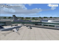 FRANCE VFR - Clermont-Ferrand FsX edition