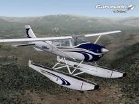 CARENADO - C172N Skyhawk Float II Fs2004