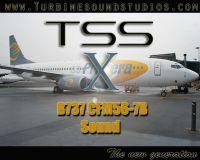 TURBINE SOUND STUDIOS - Boeing 737NG CFM56-7B Soundpack