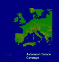 TABURET - Fsx Aster Mesh Europe 30M