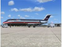 SKY SIMULATIONS - Mcdonnell Douglas DC-9 FSX