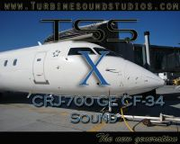 TURBINE SOUND STUDIOS - CRJ-700 GE-CF34 Soundpack X