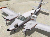 CARENADO - PA-34 200T Seneca II Fs2004