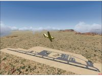 WORLDWIDE SIMULATIONS - Sedona Airport