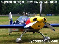 SUPRESSION FLIGHT - Extra EA-300 Soundset