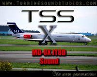 TURBINE SOUND STUDIOS - MD8X JT8D Soundpack X