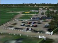 JUST FLIGHT - Real Scenery Airfields - White Waltham