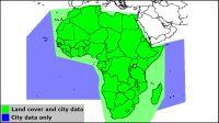 SCENERY TECH - Africa Landclass