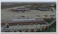 AEROSOFT ONLINE - German Airport 3 - Berlino Tegel