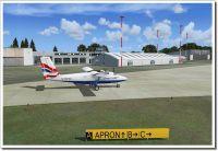 AEROSOFT ONLINE - German Airport 3 - Luebeck
