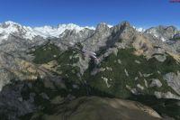TABURET - FSX Astermesh Himalaya 30M