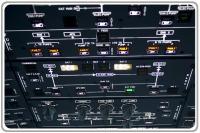 COCKPITSONIC - A320 Overhead panel
