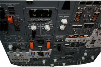 COCKPITSONIC - B737 Overhead panel