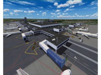 "SKIHIGHSIM - Belgrade ""Nikola Tesla"" Airport"