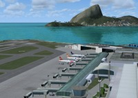 TROPICALSIM - 22 airport Fsx bundle pack