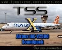 TURBINE SOUND STUDIOS - Airbus IAE-V2500 Soundpack