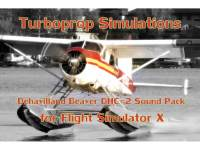 TURBOPROP SIMULATIONS - Dehavilland Beaver DHC-2 Sound Pack