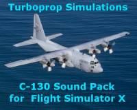 TURBOPROP SIMULATIONS - Lockheed C-130 Hercules Sound Pack
