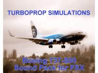 TURBOPROP SIMULATIONS - Boeing 737-800 Soundpack