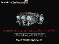 AREZONE - SIAI Marchetti SF260 Soundset