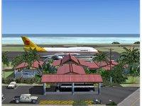 PACIFIC ISLANDS SIMULATION - Kosrae International airport (PTSA)