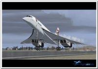 AEROSOFT - Concorde X