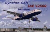SYNCHRO-SOFT - IAE V2500 V2 Soundset