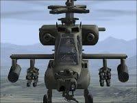 VIRTAVIA - AH-64A Apache