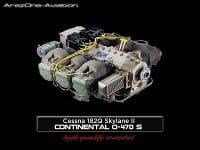AREZONE -Cessna 182Q Skyline II Soundset