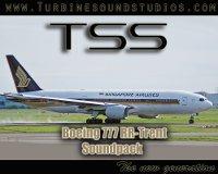 TURBINE SOUND STUDIOS - Boeing 777 Trent-800 Soundpack