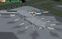 TROPICALSIM - 8 airport south america bundle pack